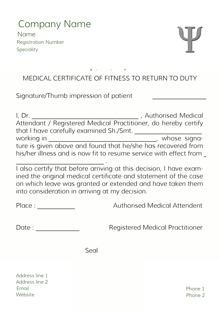 How do i get a medical certificate pasoevolist how yelopaper Images