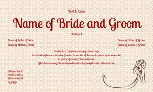 Custom wedding invitations cards personalized cards printvenue design by printvenue stopboris Image collections